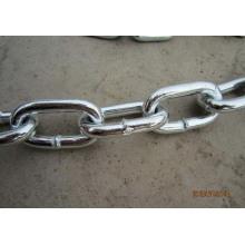 Cadena de acoplamiento de acero inoxidable de alta calidad