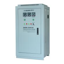 Стабилизатор однофазного напряжения Dbw-20kVA (регулятор напряжения)