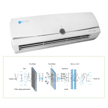 110V wall mounted 90w PHT air purification device