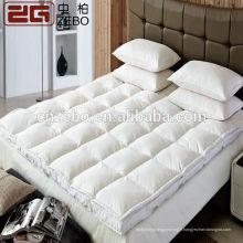 Hilton Hotel High Quality Guangzhou Fabrication en gros Down Filling Hotel Mattress Topper