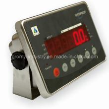 Водонепроницаемый индикатор веса