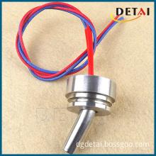 Customized Mini Cartridge Heater with Low Watt Density (DC-A006)