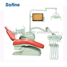 Hospital/Clinical Mounted Dental Unit Chair Dental Chair with CE Dental Chair China