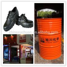 Resina de poliuretano para suela de calzado de seguridad Resina de poliéster