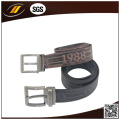 Top Quality Genuine Leather Men′s Waist Belt with Alloy Buckle
