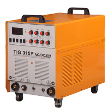 315A AC / DC импульсный Funciton инвертор TIG сварочный аппарат (TIG315P AC / DC)