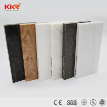 Solid surface sheet for wall decorative panels, resin stone acrylic solid surface price