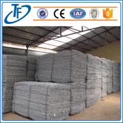 pvc coated galvanized gabion