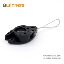Fish Type FTTH Fiber Drop Cable Tension Clamp