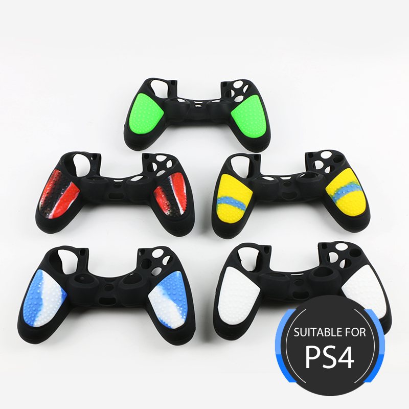 Lembut & Smooth Silicone PS4 Controller Case