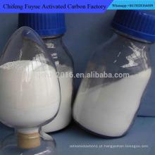 China preço nano Alpha Alumina Óxido de alumínio Al2O3 pó usado para componentes cerâmicos