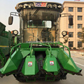 self-propelled combine harvester maize / corn 3 rows