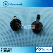 Universal Instrument 1220-munstycke