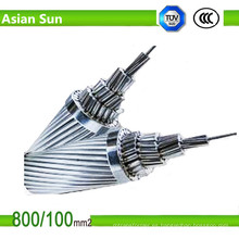 Bare All Aluminum Alloy Stranded Cable Conductor AAAC