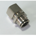 Air-Fluid Female Bulkhead  Push in  Fittings