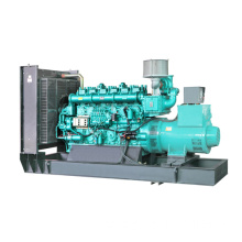 128KW Water cooled Cummins Diesel Generator Set