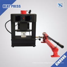 Wholesale Price Rosin Heat Press 20 Ton Manual Hydraulic Rosin Press Machine With Dual Heat Plate