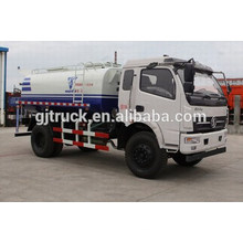 Shacman 4X2 drive water truck for 3-12 cubic meter