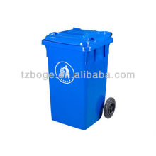 120L/240L plastic outdoor dust bin mould