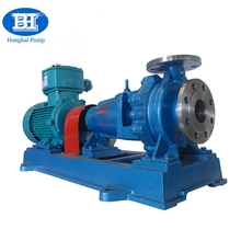 Stainless steel corrosion resistant chemical pump