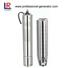 Pompe centrifuge verticale submersible multi-étages