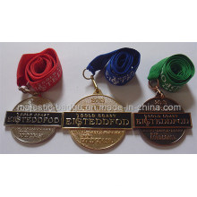 3D Customized Concert Medal & Gold Plating Medallion