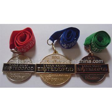 3D Customized Concert Medal & Gold Plating Medallion
