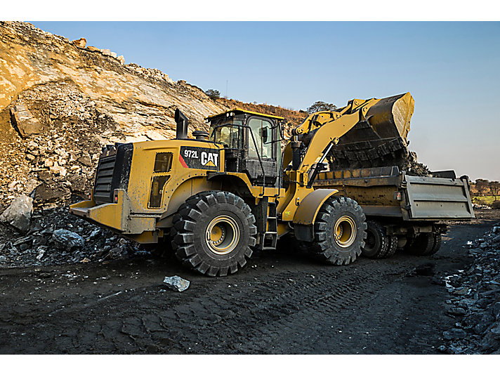 cat 972L wheel loader