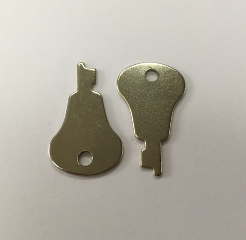Liquid Metal hardware keys
