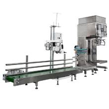 High Accuracy Automatic 10-50kg Animal Feed Fertilizer Granule Salt Packing Machine