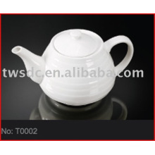 hotel supplies chinese porcelain tea pot (No.T0002)