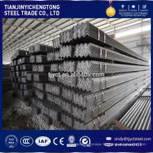 Hot dipped galvanized steel angle Q235B