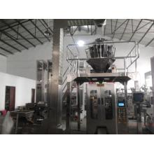 Automatic standing pouch sugar packing machine