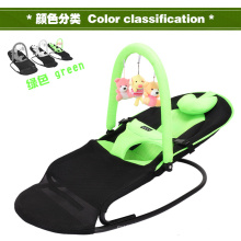 Updated Baby Foldable Deck Chair Infant Balance Chair Seat
