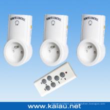 Francés de control remoto inalámbrico de socket (ka-frs04)