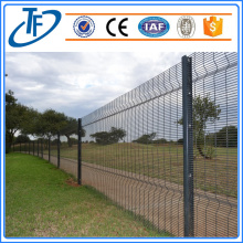 High+Security+358+Fence+with+Y+Profile+Post