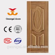Porte intérieure en mousse de bois PU