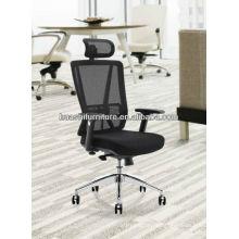 (X3-21A-MF) chaise à haut dossier en résille