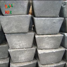 99.9% Antimony Ingot Used in Accumulator 2016 Hot Selling