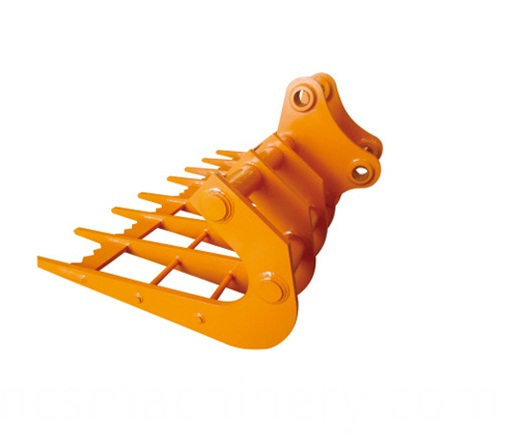 Rake From Leading Edge Attachments