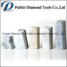 Abrasif de magnésium d'outil de carbure de silicium de magnétite de pierre de granit de Fickert