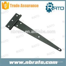 RH-129 ajustable de hierro metálico T bisagra