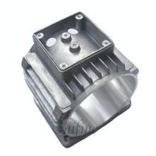 Shell de moteur électrique en aluminium adapté aux besoins du client