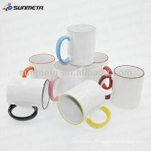 Tasses liquides de revêtement de sublimation fabriquées en Chine chinoise