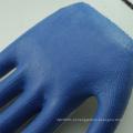 NMSAFETY 10 calibre luvas revestidas de látex de polycotton natural barato