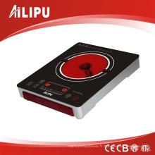 2017 cuiseur chaud infrarouge de modèle de vente CE / CB