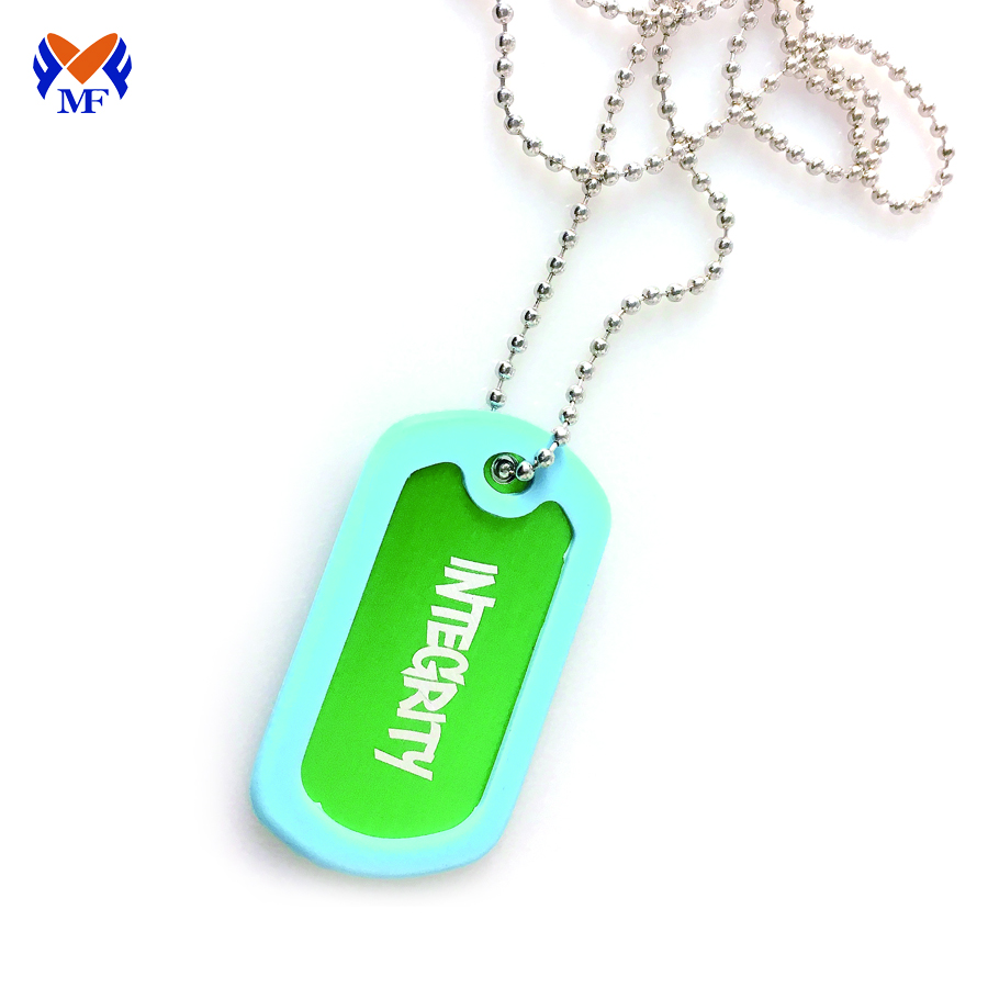 Custom Logo Dog Tag