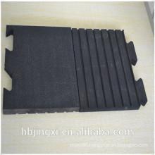 Rubber cow mat , Horse stable Flooring , Rubber matting