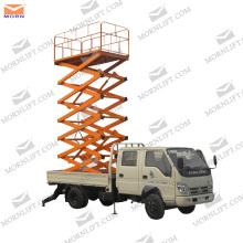 10m Scissor Lift Truck for Maintenance