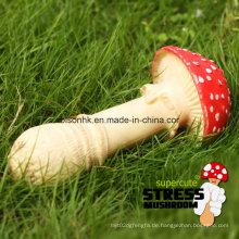 Idea Gift Funny Pilz Vinyl Kunststoff Werbe Anti Vent Spielzeug